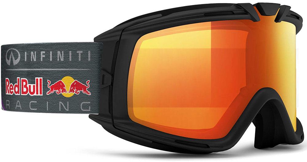 Masque de ski Red Bull Paddock
