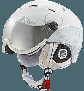 cairn spectral visor blanc