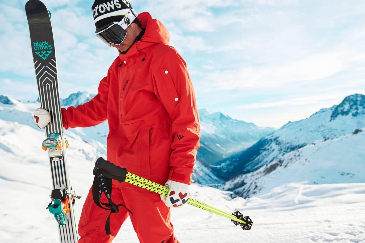 comment choisir la taille de son baton de ski