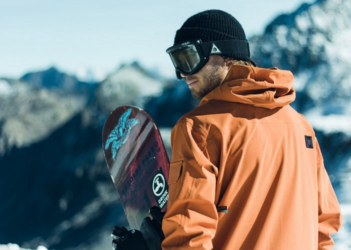 matiere bonnet ski