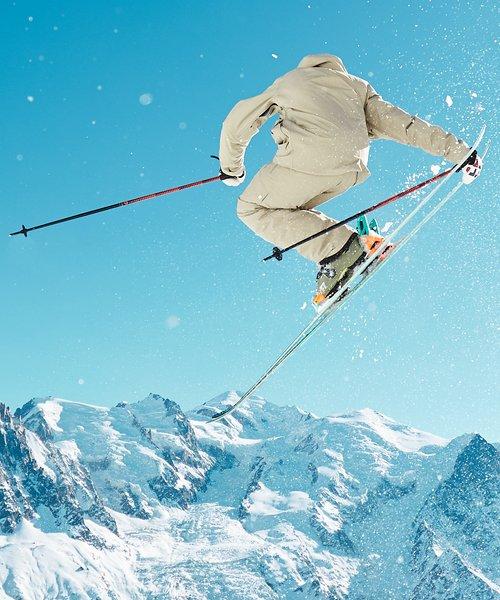 choisir un pantalon de ski freestyle