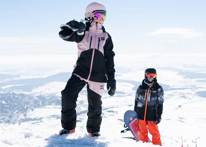 pantalon de ski piste femme