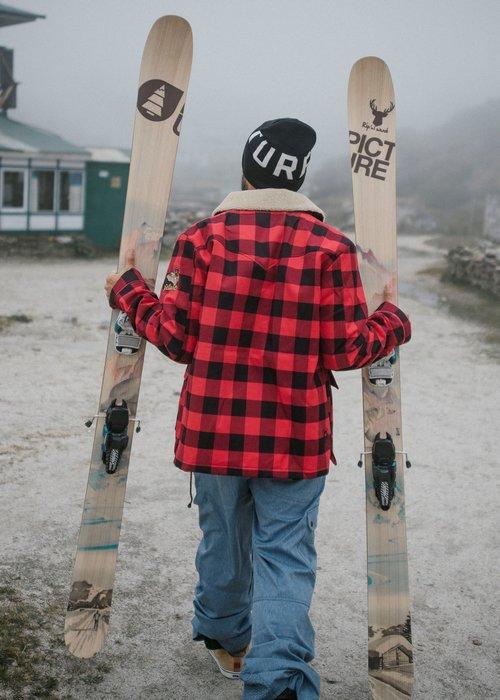 choisir pantalon ski freeride