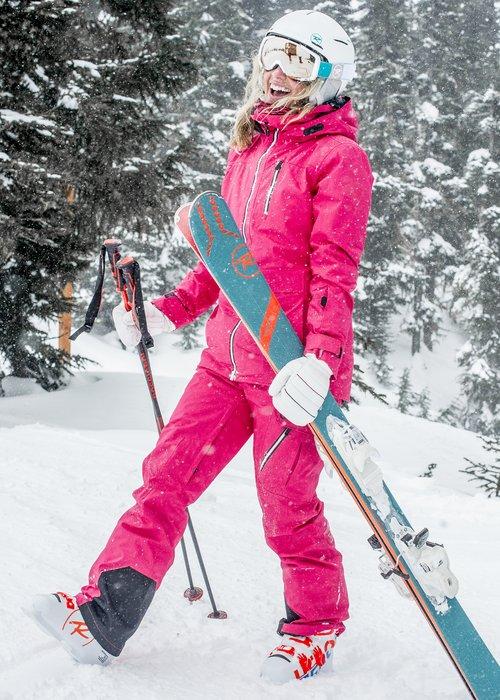 choisir pantalon ski piste femme rossignol