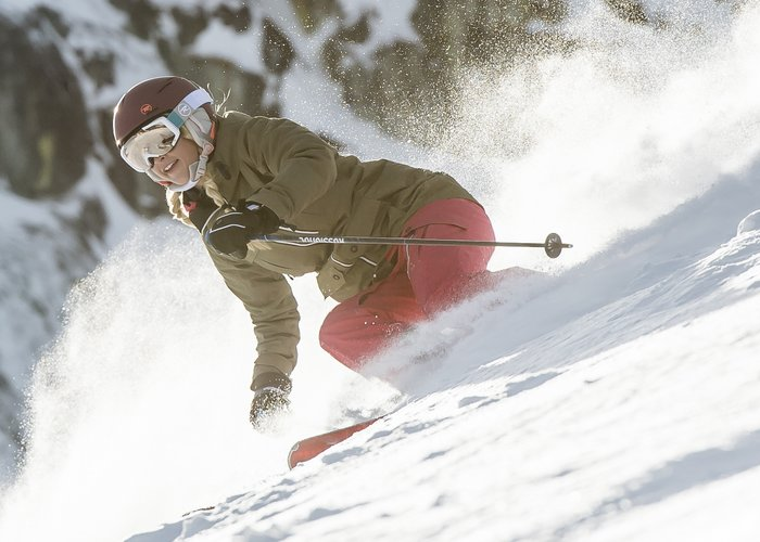 pantalon de ski femme all-mountain