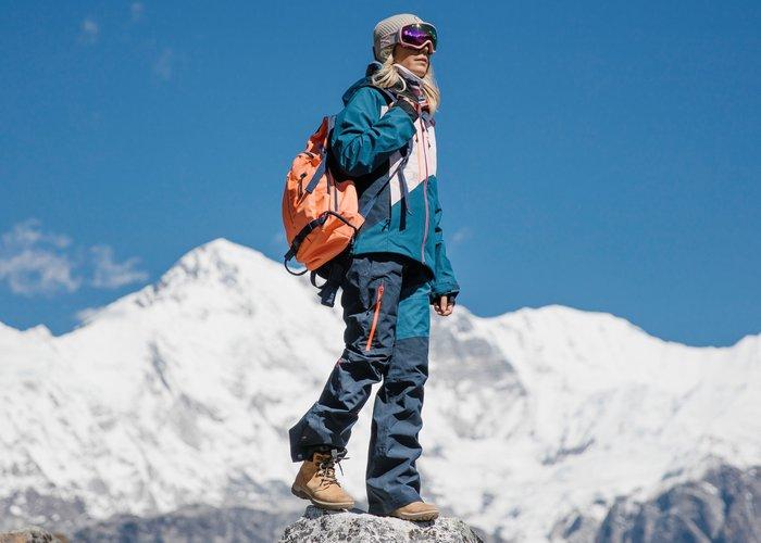 comment choisir un pantalon ski freeride