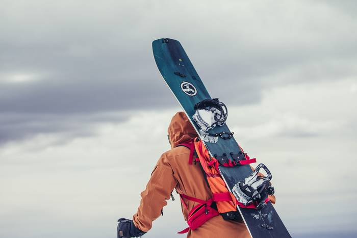 planche splitboard Nitro