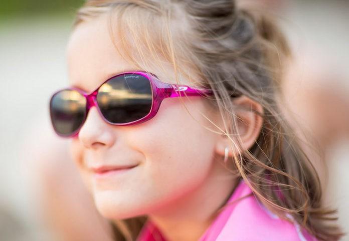 bien choisir ses lunettes de soleil enfant