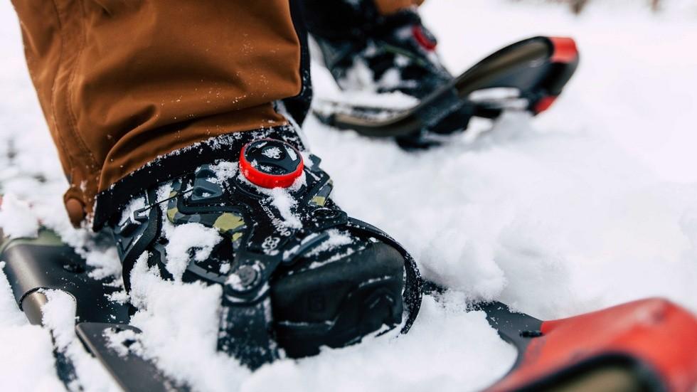 comment choisir ses chaussures de raquettes à neige