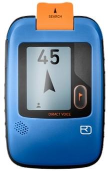 détecteur de victime d'avalanche Ortovox Diract Voice